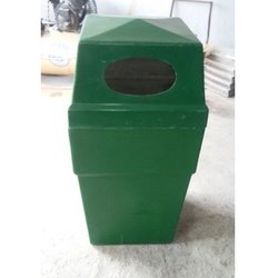 FRP Green Dustbin