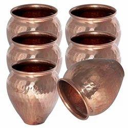 Pure Copper Lota