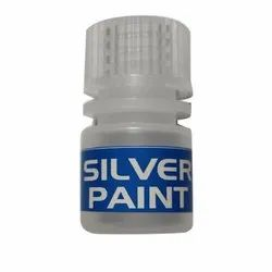 Nack High Sheen Conductive Silver Paint, Liquid, Packaging Size: 100 Gram