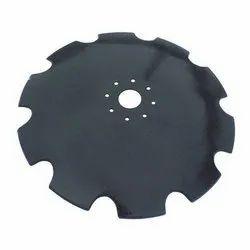 Carbon Steel Harrow Disc Blade,  38 - 42 Hrc