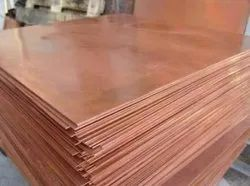 99.99% Brown Copper Cathode Sheet Scrap, For Electric Wire
