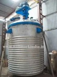 SS316 Chemical Reactor