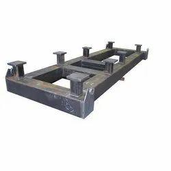 10 Inch Mild Steel Base Frames