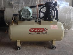 2 HP Single Stage Two Piston Compressor
