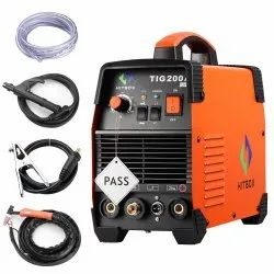 Three Phase TIG 200 Automatic Welding Machine, Packaging Type: Box, Automation Grade: Semi-Automatic
