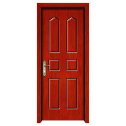 Polished Pvc Fiber Door