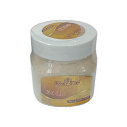 Honey Glow Gold Face And Body Scrub