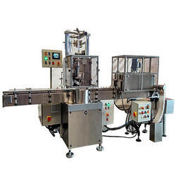 Cap Sleeve Labeling Machine