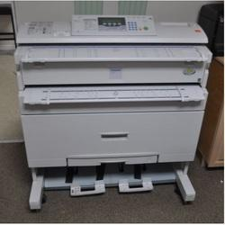 Wide Format Photocopier Machine