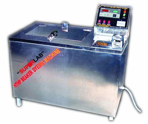 Super Lab HTHP Beaker Dyeing Machine