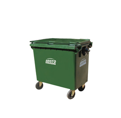 Dustbin 660 Ltr Wheel Waste Bin