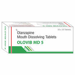 Olanzapine Mouth Dissolving 5 mg