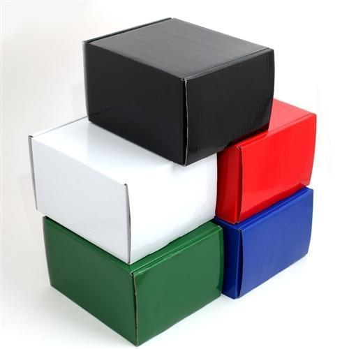 Square Coloured Packaging Box