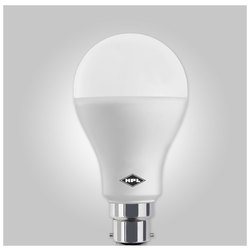 HPL Plastic 12W to 20W LED Glo Bulb