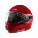 Oscar Glossy Flip Up Helmet