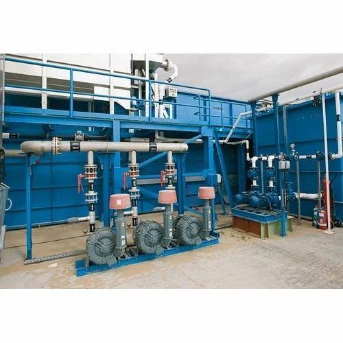 Waste Water Sewage Treatment Plant