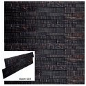 Wooden Aster 016 Black Drv Wood Decor Wall Panels, Packaging Type: Box