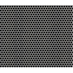 Perforated Sheet for Speaker