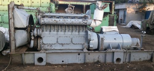 160 KW Aeg MWM D 601 6 Diesel Generator, Akil Corporation   ID