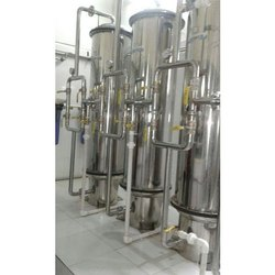 Boiler Water Treatment Plants