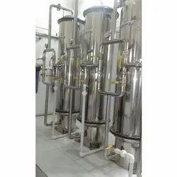 Boiler Water Treatment Plants