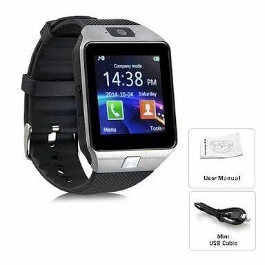 5fe22fa6f92 DIGI100 Mobile Smart Watch