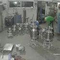 Sterile Stainless Steel  Pressure Vessels
