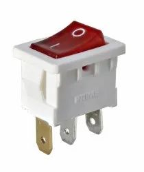 Illuminated Mini Rocker Switch