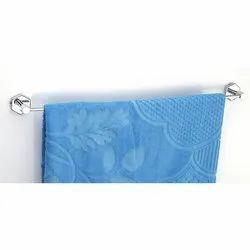 Chrome Stainless Steel SS316 Towel Rod, For Bathroom
