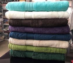 Micro Cotton Bath Towels