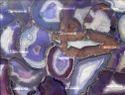 Purple Agate Tiles