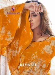 Arihant Nx Rivaah Rayon Fancy Kurti Catalog Collection