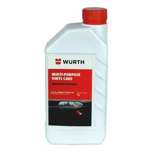 Wurth 0893477121 1.05 g/cm3 Multipurpose Vinyl Care Eco