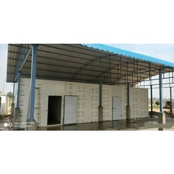 Modular Cold Storages for Rental Services