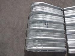 SS 304 Roofing Sheets, 0.35 And 0.40