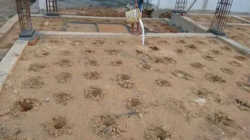 Pre Construction Anti Termite Soil Treatment Services