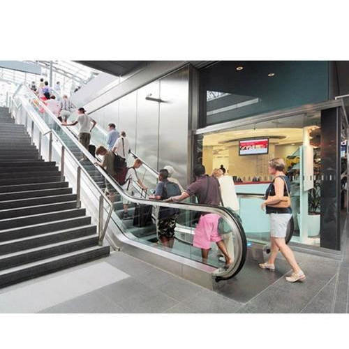 KONE Transit Master Escalator 120, Office / Workspaces And Multi Use