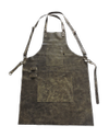 RUGGED LEATHER APRON