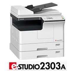Black & White Laser 2303A Toshiba Multifunction Printer, Warranty: 3 Months, 23 Ppm
