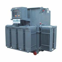 Single Phase Bharti Automatic Servo Voltage Stabilizer
