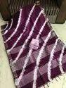 Linen Shibhori Printed Sarees