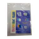 Transparent File Folder