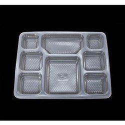 8 Compartments Combo Meal Tray