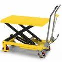 Hydraulic Scissors Lift Trolley