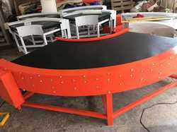 Curve Conveyor WIPL-011