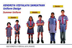 Both School Shirt And School Skirt School Uniforms