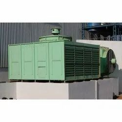 Color Coated FRP Cooling Tower