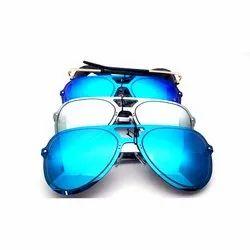 Casual Wear Mens Stylish Colored Sunglasses
