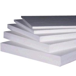 White 12mm PVC Board, Thickness: 12 Mm, Size: 8x4 Feet