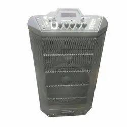 Black Plastic Jet Audio Speaker